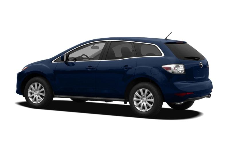 2010 Mazda CX-7 Exterior Photo