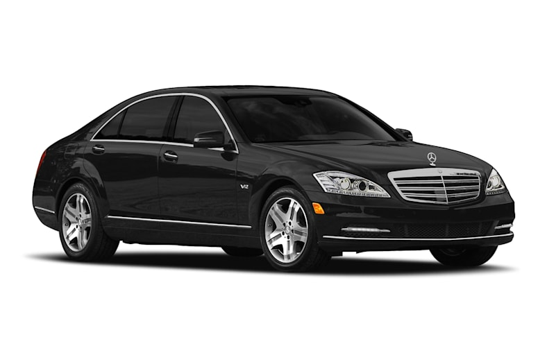 2010 Mercedes-Benz S-Class Exterior Photo