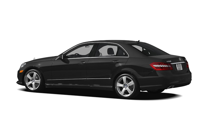 2010 Mercedes-Benz E-Class Exterior Photo