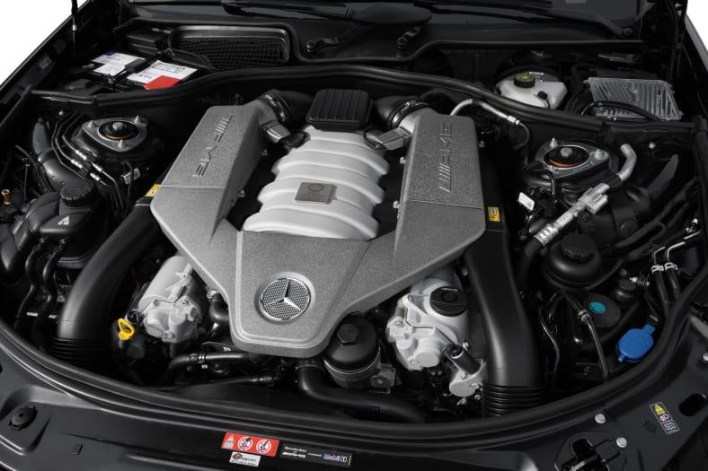 2010 Mercedes-Benz S-Class Exterior Photo