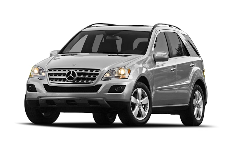 2010 mercedes benz m class information for Mercedes benz suv 2008 for sale