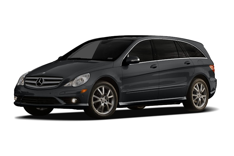 2010 mercedes benz r class information for Mercedes benz r350 for sale 2012