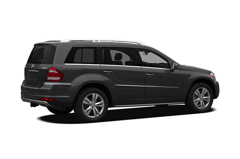2010 Mercedes-Benz GL-Class Base GL450 4dr All-wheel Drive 4MATIC Specs and  Prices