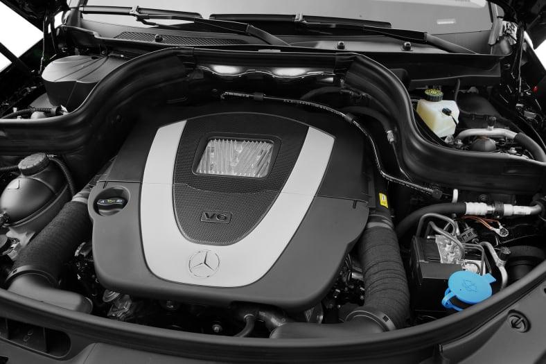 2010 Mercedes-Benz GLK-Class Exterior Photo