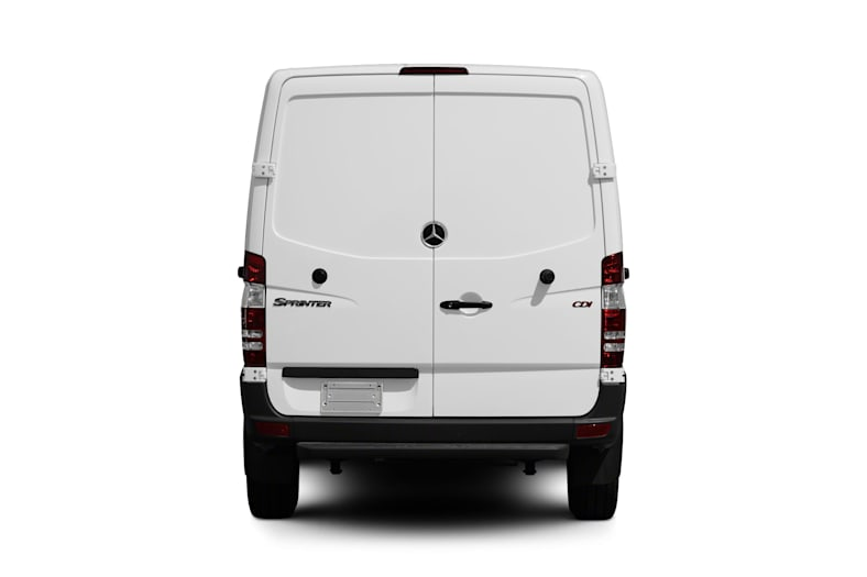 2010 Mercedes-Benz Sprinter Van Exterior Photo