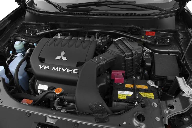 2010 Mitsubishi Outlander Es 4dr Front Wheel Drive Pictures
