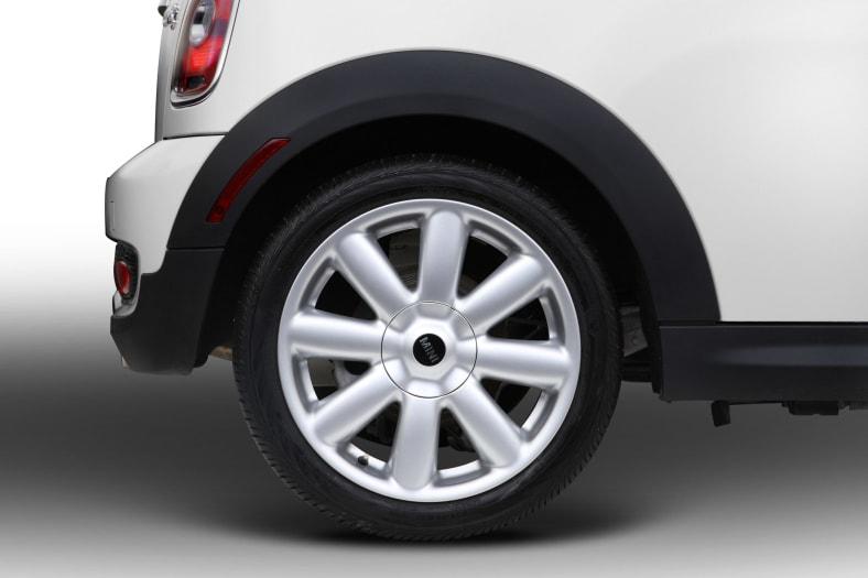 2010 MINI Cooper S Exterior Photo