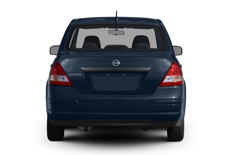 2010 Nissan Versa Exterior Photo