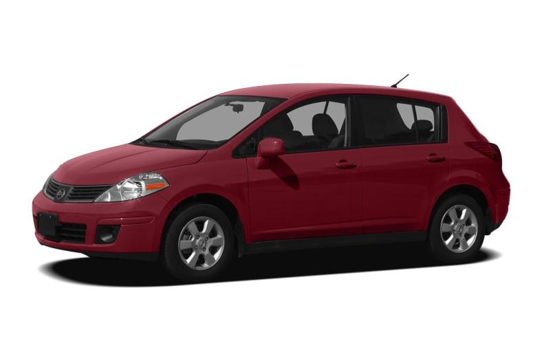 2010 Nissan Versa 1.8SL 4dr Hatchback Information | Autoblog