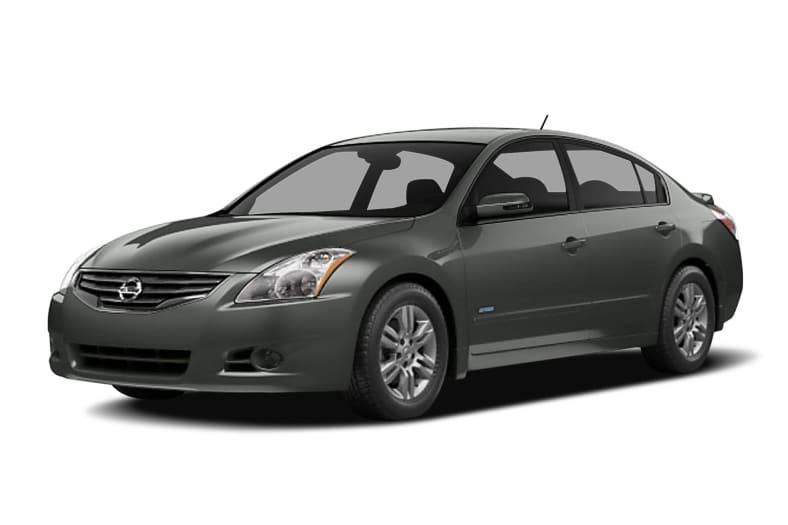 2010 Nissan Altima Hybrid Exterior Photo