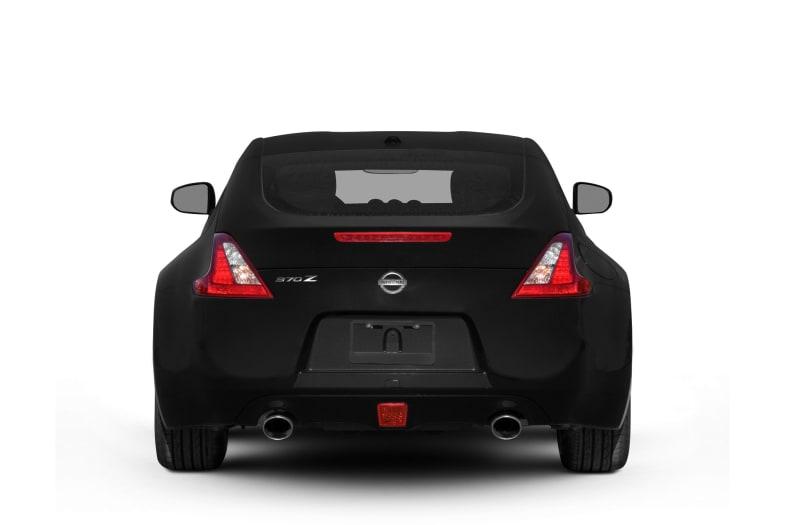 2010 Nissan 370Z Exterior Photo