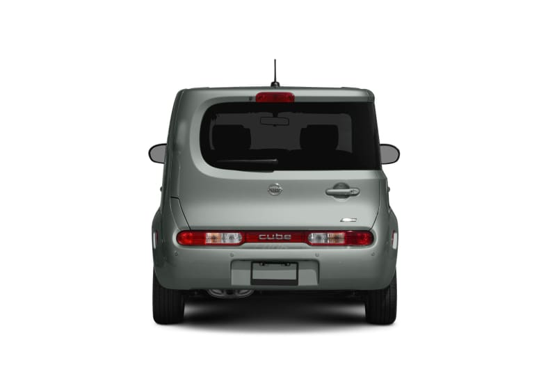 2010 Nissan Cube Exterior Photo