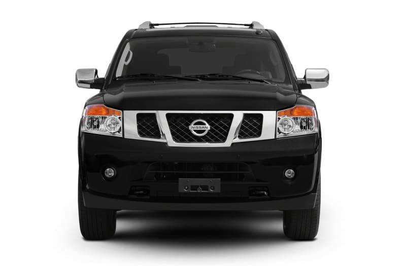 2010 Nissan Armada Exterior Photo