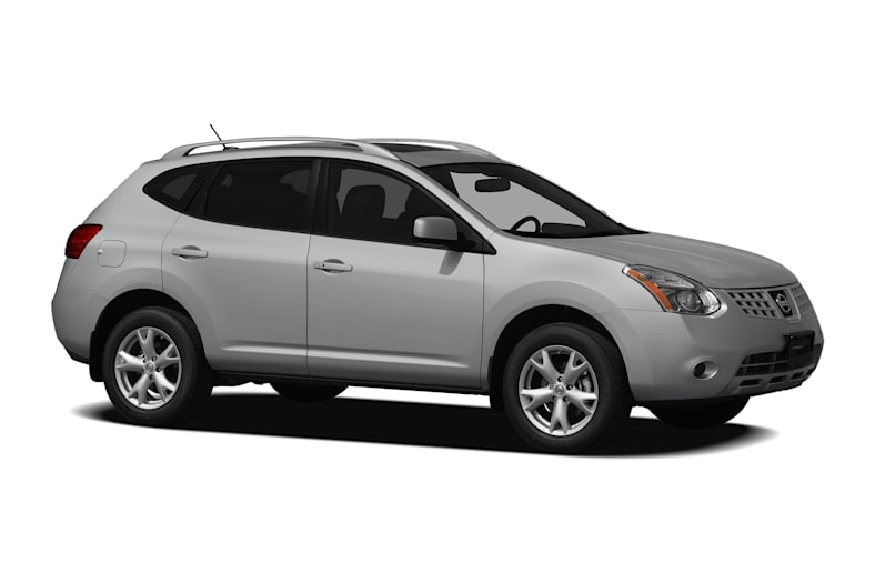 2010 nissan rogue s krom edition 4dr all-wheel drive pricing and options