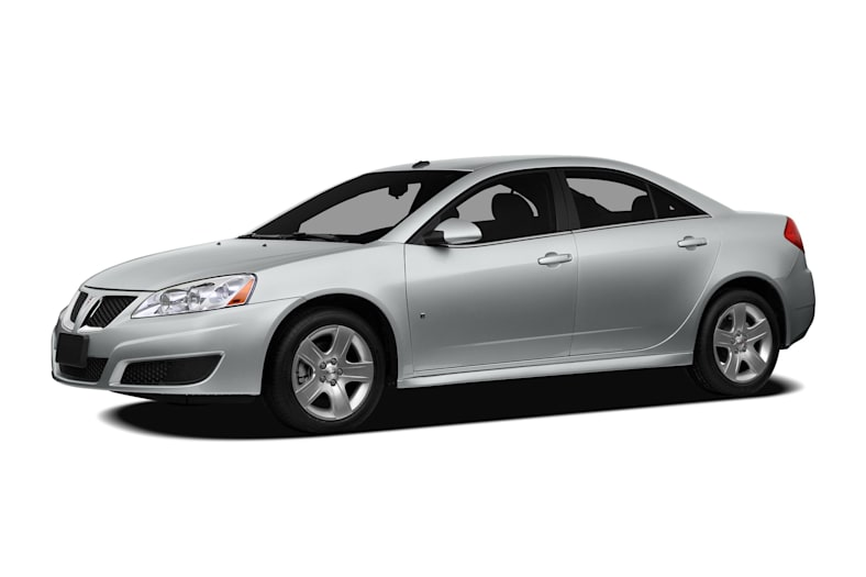 2010 Toyota Camry For Sale >> 2010 Pontiac G6 Information