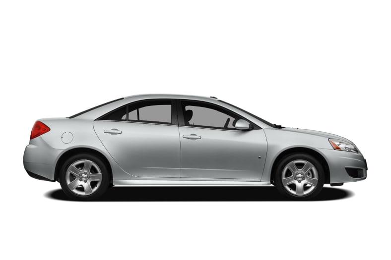2010 Pontiac G6 Pictures