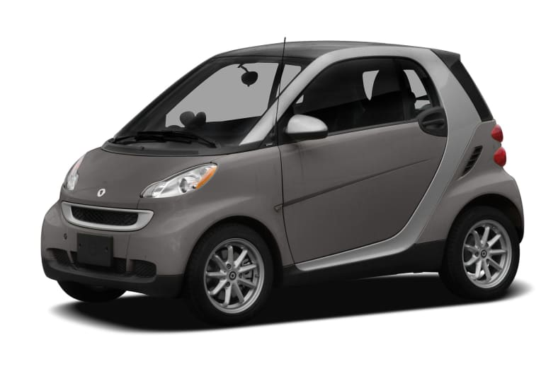 2017 smart fortwo New Car Test Drive
