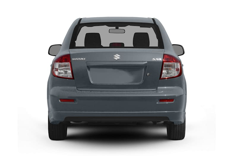 2010 Suzuki SX4 Exterior Photo