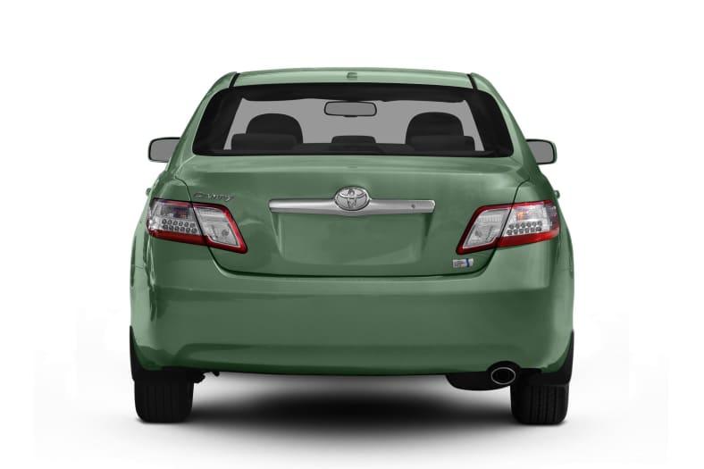 2010 Toyota Camry Hybrid Exterior Photo