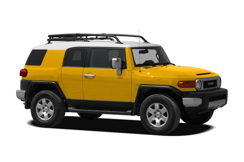 Toyota Fj Cruiser Pictures