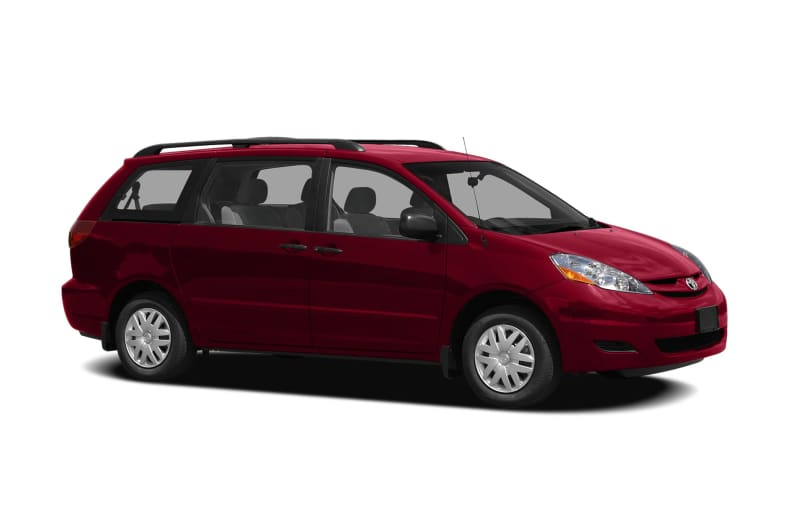 2010 Toyota Sienna Exterior Photo