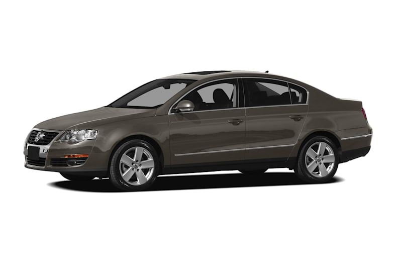 2010 Volkswagen Passat Komfort 4dr Front-wheel Drive Sedan Specs and Prices