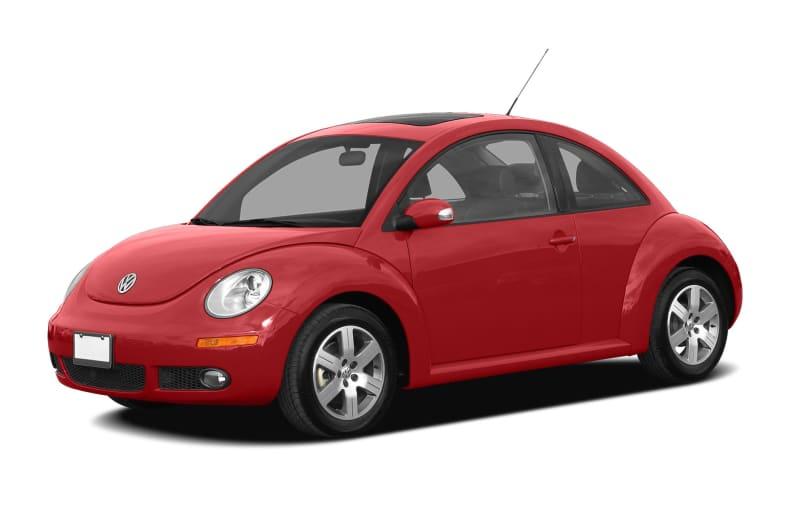2010 Volkswagen New Beetle Information