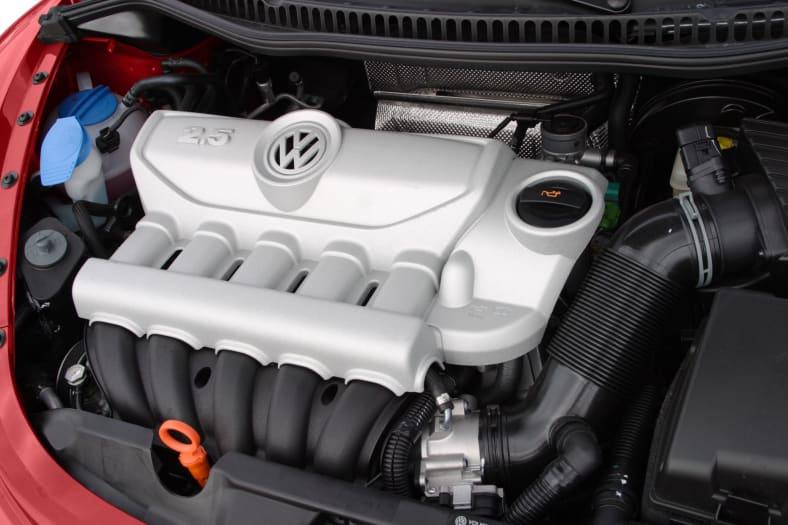 2010 Volkswagen New Beetle Exterior Photo