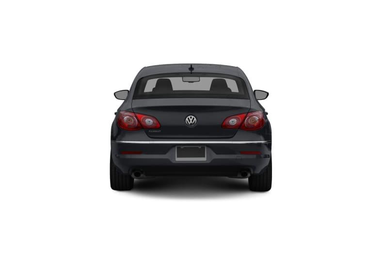 2010 Volkswagen CC Exterior Photo