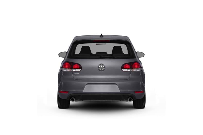 2010 Volkswagen GTI Exterior Photo