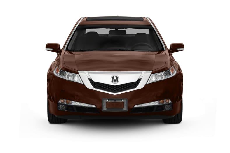 2011 Acura TL Exterior Photo