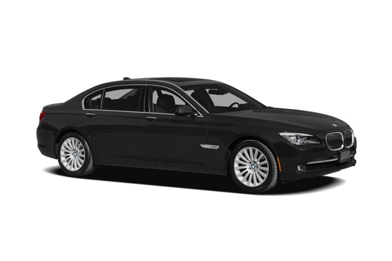 2011 BMW 750 New Car Test Drive