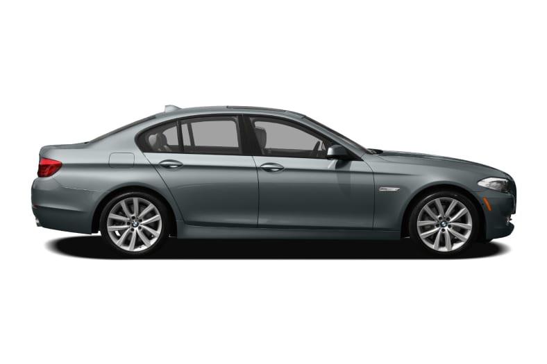 2011 BMW 550 Exterior Photo