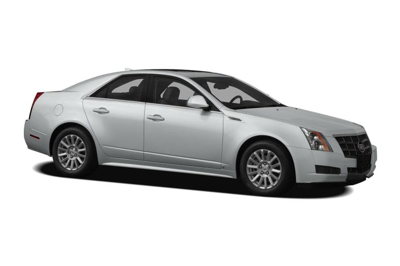 2011 Cadillac CTS Exterior Photo