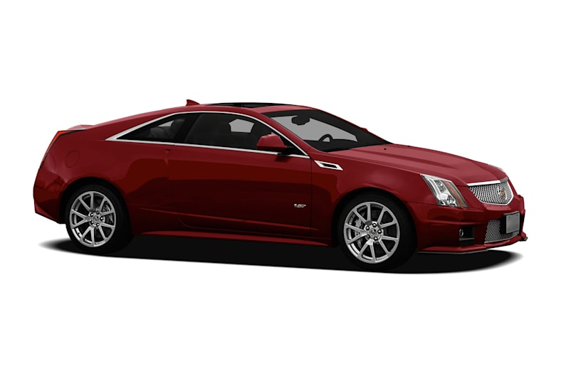 2011 Cadillac CTS-V Base 2dr Coupe Review