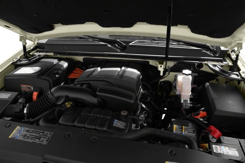 2011 Cadillac Escalade Hybrid Exterior Photo