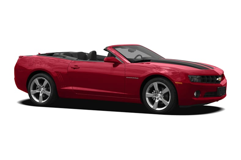 2011 Chevrolet Camaro 1lt 2dr Convertible Pictures