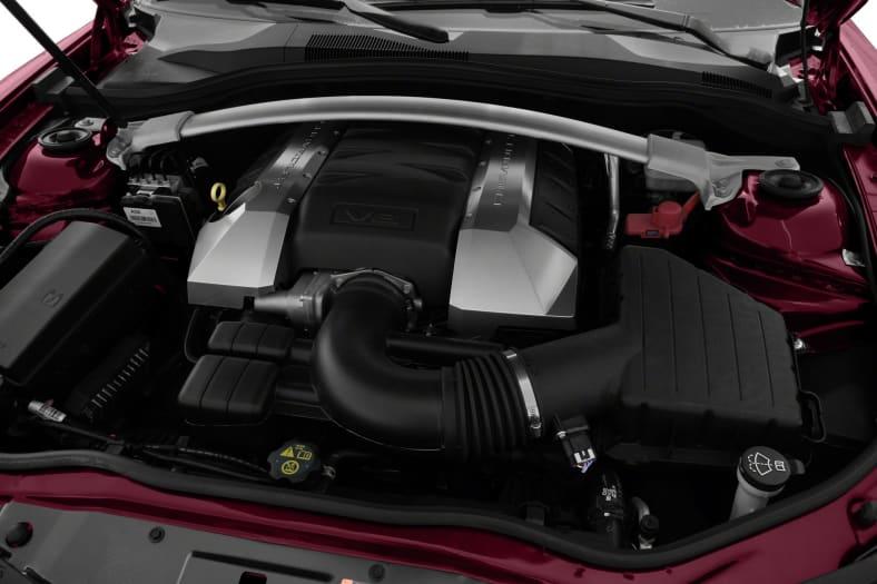 2011 Chevrolet Camaro Exterior Photo