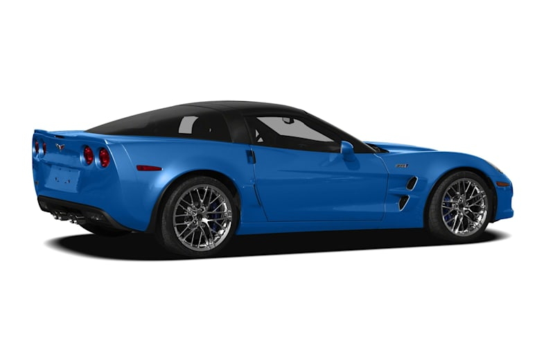 2011 Chevrolet Corvette ZR1 2dr Coupe Specs and Prices