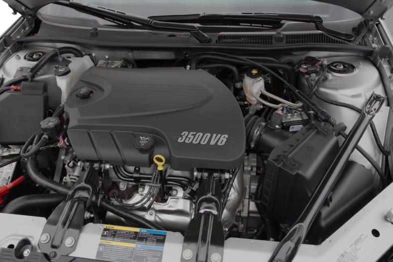 2011 Chevrolet Impala Information