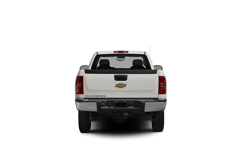 2011 Chevrolet Silverado 2500HD Safety Recalls