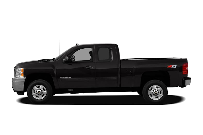 2011 chevrolet silverado 2500hd work truck 4x2 extended cab 8 ft box 158 2 in wb pictures. Black Bedroom Furniture Sets. Home Design Ideas