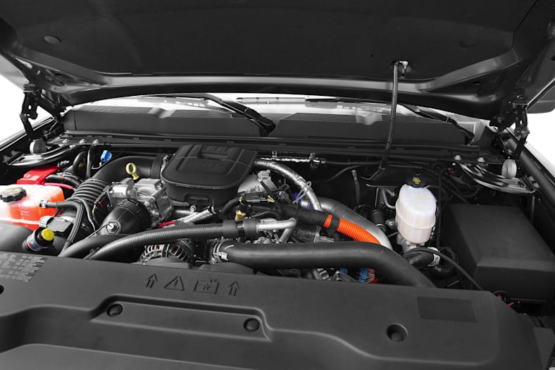 2011 Chevrolet Silverado 2500HD Exterior Photo