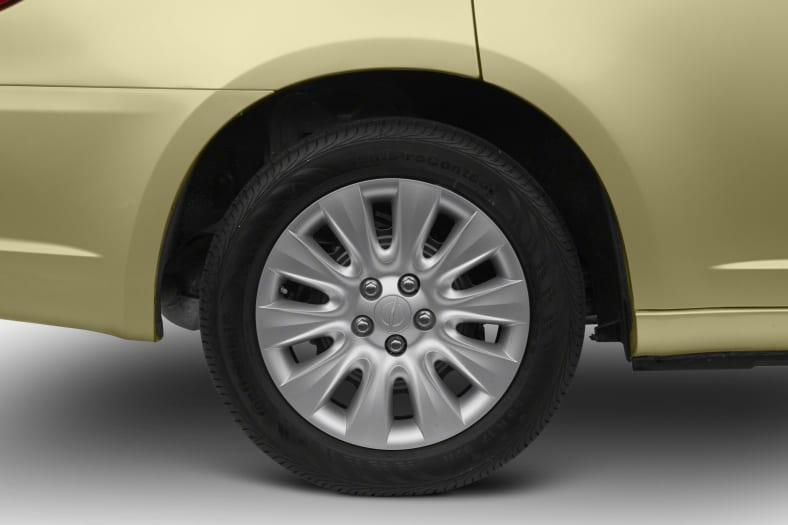 2011 Chrysler 200 Exterior Photo
