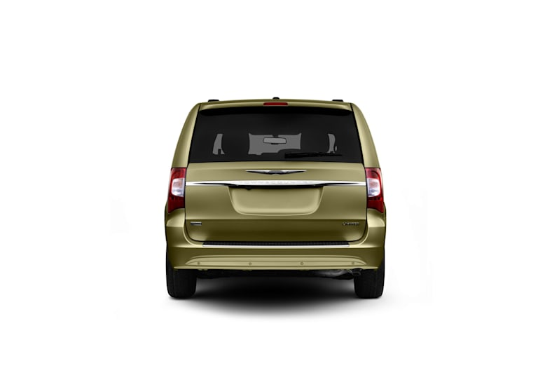2011 Chrysler Town & Country Exterior Photo