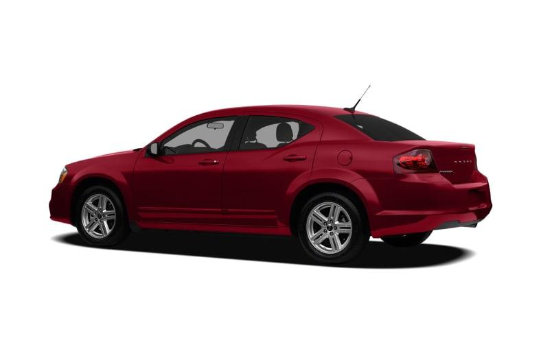 2011 Dodge Avenger Exterior Photo