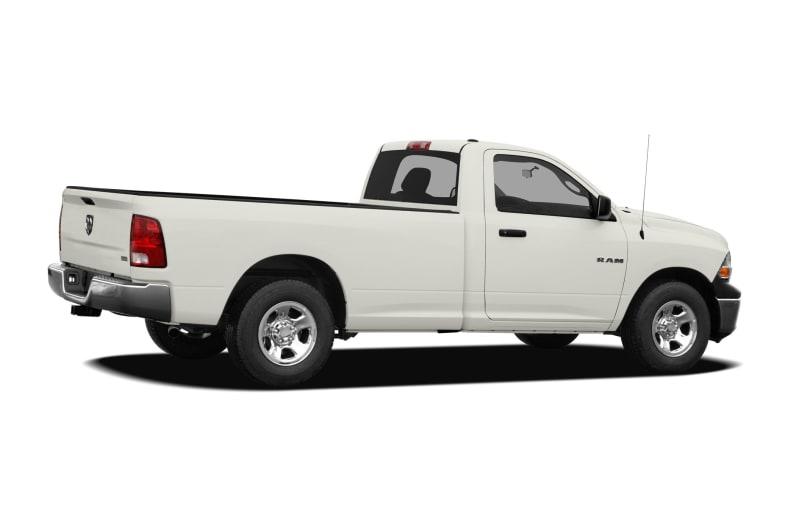 2011 Dodge Ram 1500 Exterior Photo