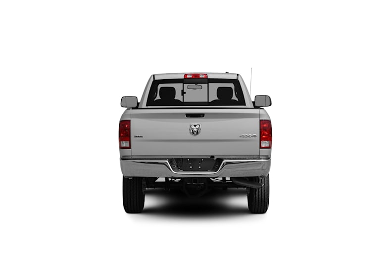 2011 Dodge Ram 2500 Exterior Photo
