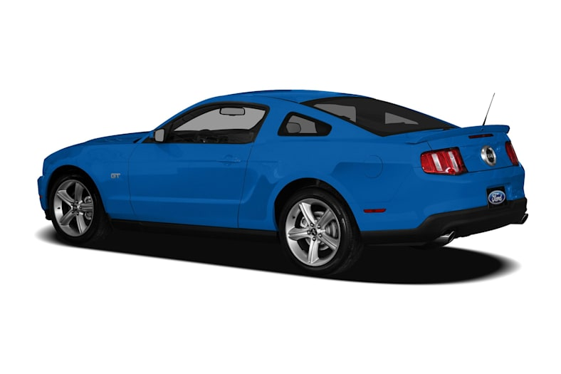 2011 Ford Mustang Exterior Photo