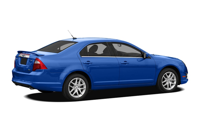 2011 Ford Fusion Exterior Photo